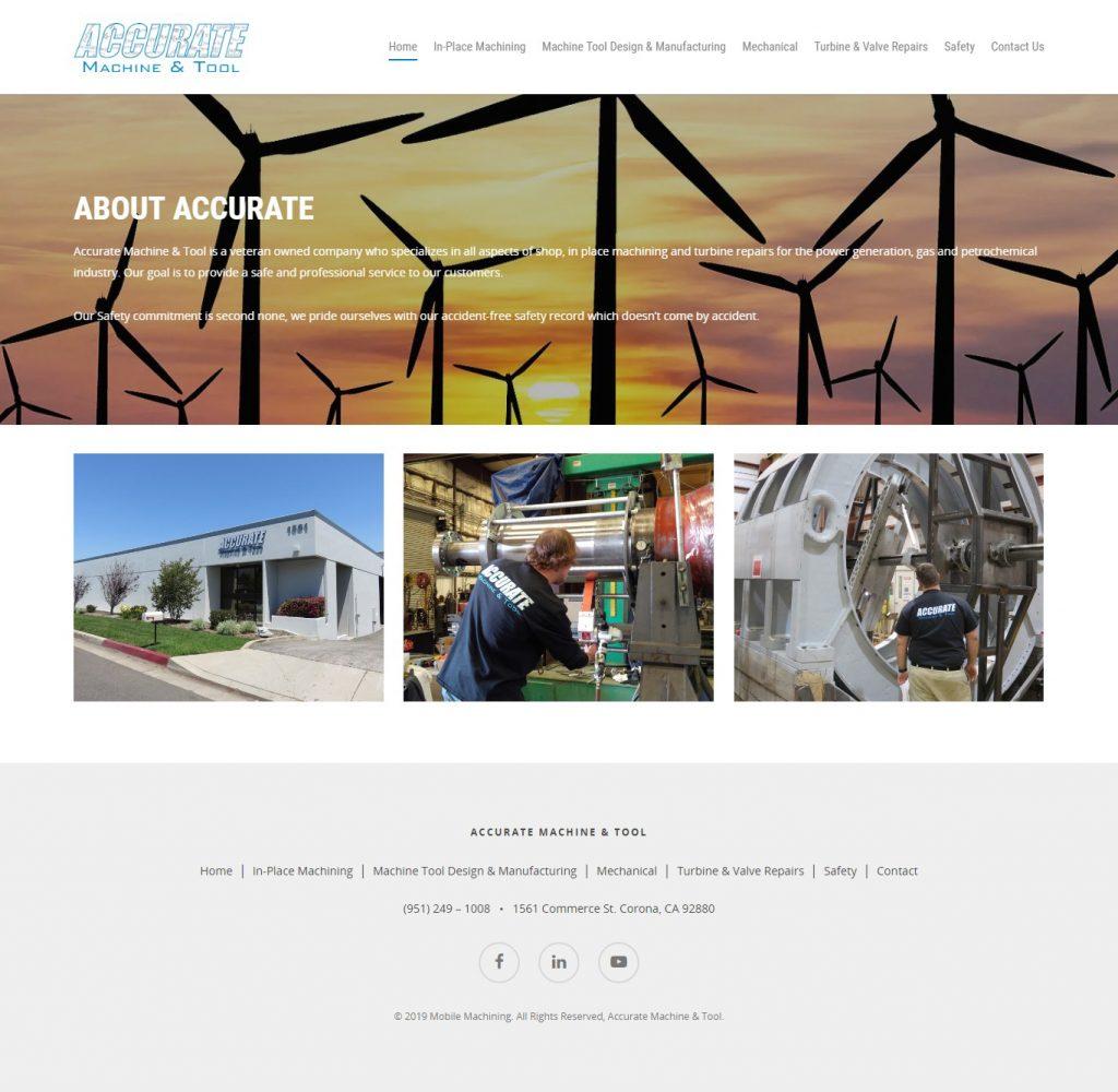 AMT-INC Website